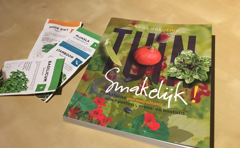 Mijn favoriete tuinboek: Tuin Smakelijk!